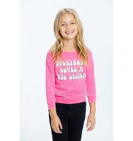 Chaser Big Sister Shirt