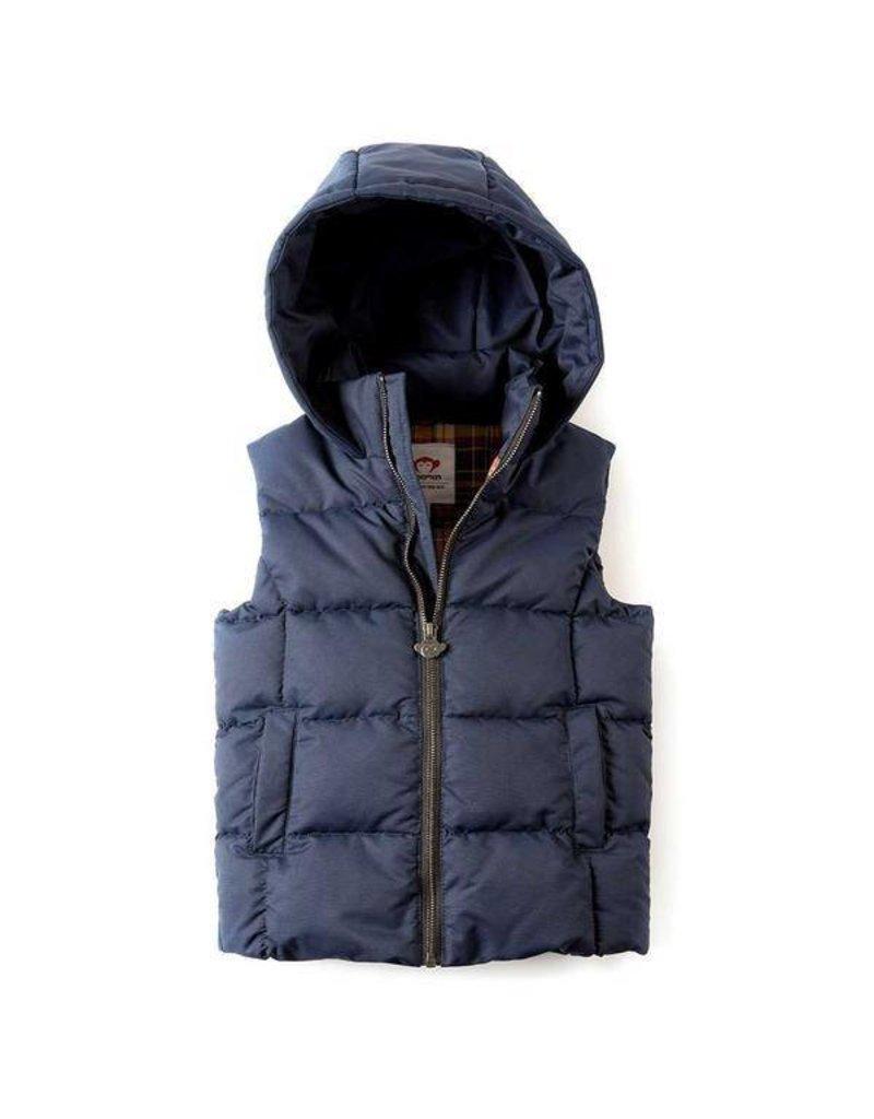 Appaman Camper Puffer Baby Vest