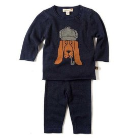 Appaman Bloodhound Sweater Set