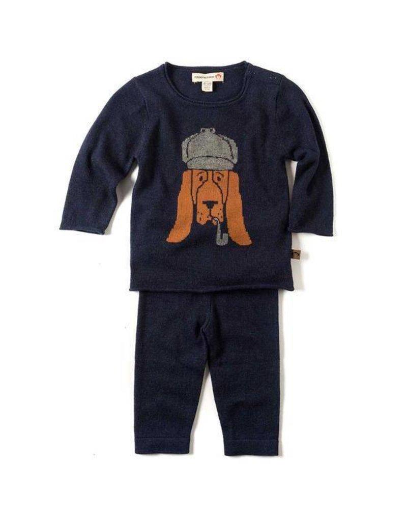 Appaman Bloodhound Sweater Set