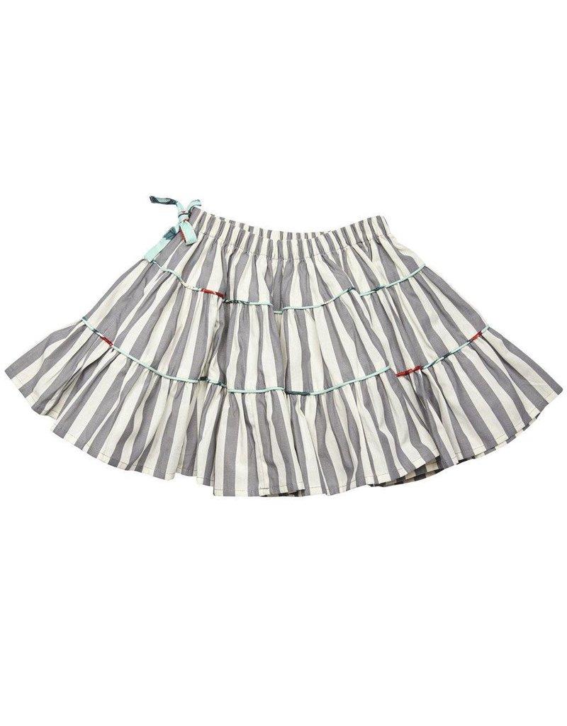 Pink Chicken Allie Skirt - Smoked Pearl