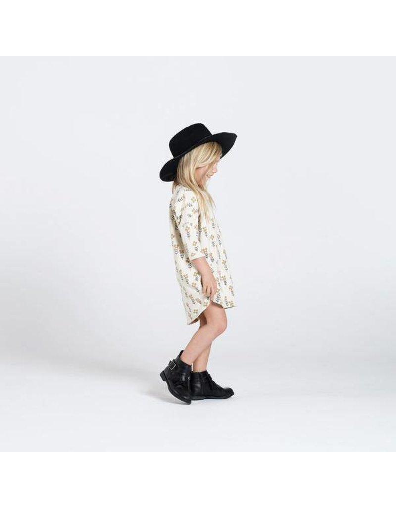 Rylee & Cru Flower Slouch Baby Dress