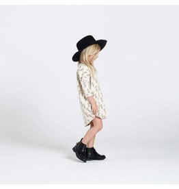 Rylee & Cru Flower Slouch Dress