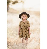 Rylee & Cru Fox Baby Dress