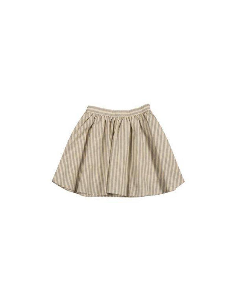 Rylee & Cru Stripe Mini Skirt
