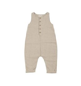 Rylee & Cru Stripe Sleeveless Jumpsuit