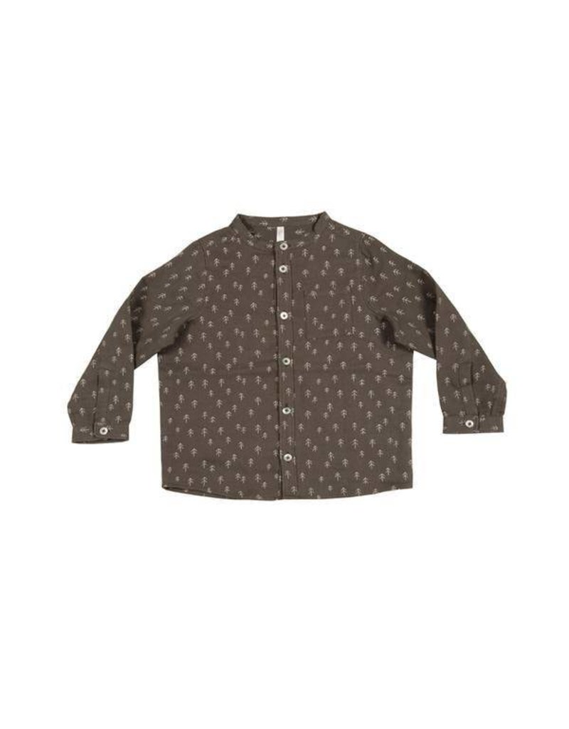 Rylee & Cru Trees Pocket Shirt