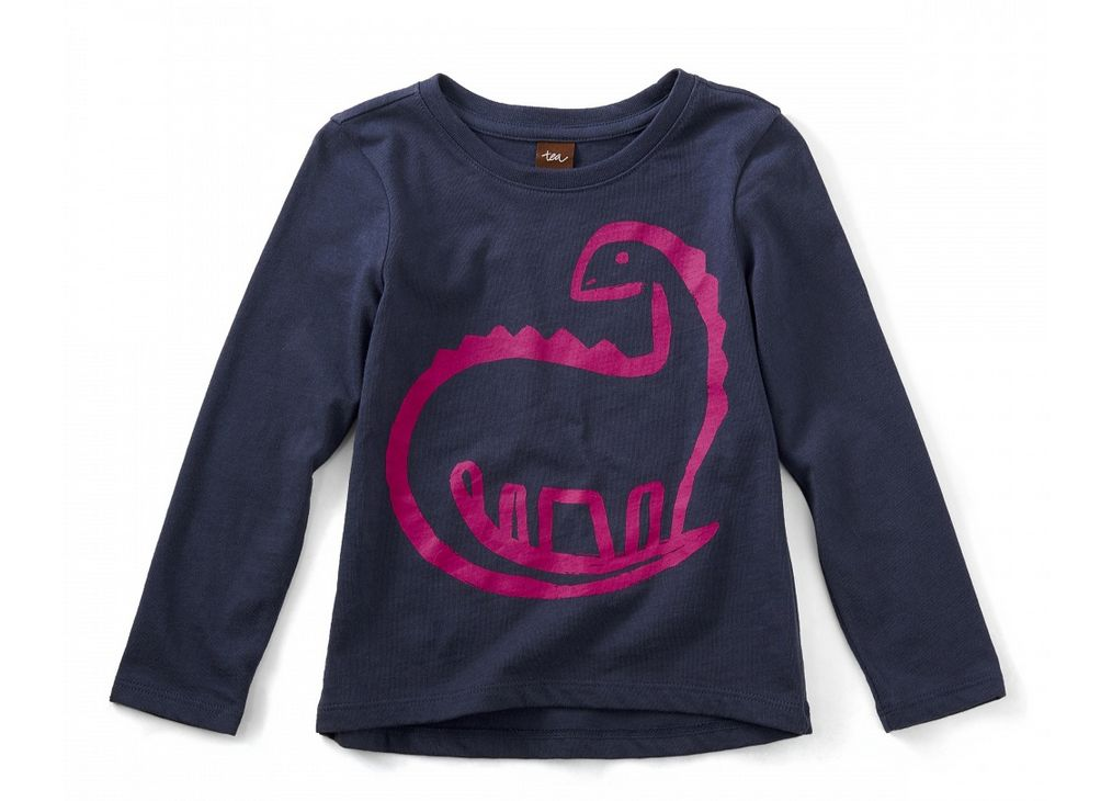 Tea Collection Dunoon Dino Graphic Tee