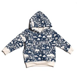 Winter Water Factory Campground Hoodie