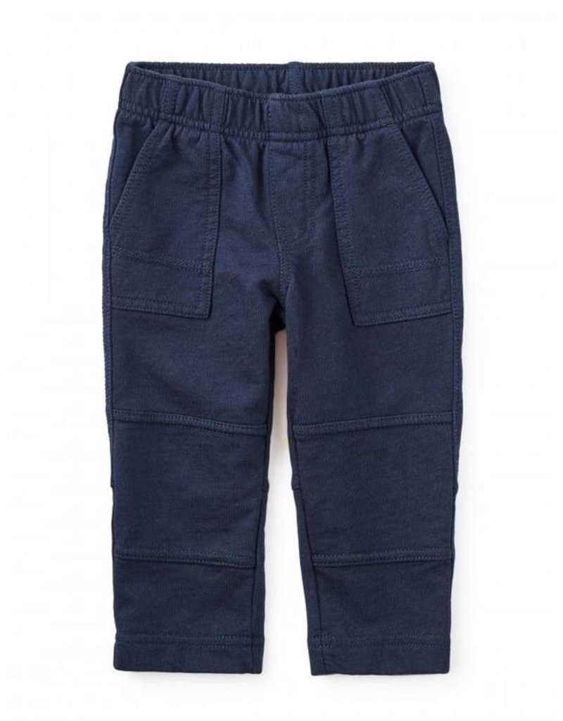 Tea Collection Blue Baby Playwear Pants