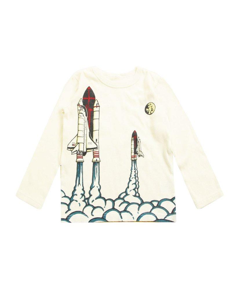 Bit'z Kids Space Shuttle Baby Tee