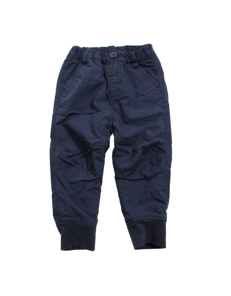 Bit'z Kids Fleece Lined Baby Pants- Navy