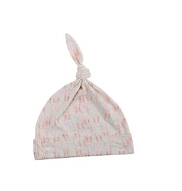 Egg Baby Knot Hat - Pink