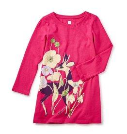 Tea Collection Rosemarkie Graphic Dress