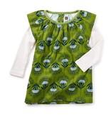 Tea Collection Dandelion Baby Flutter Dress