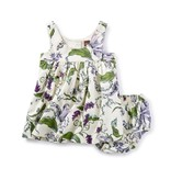 Tea Collection Wallpaper Baby Party Dress