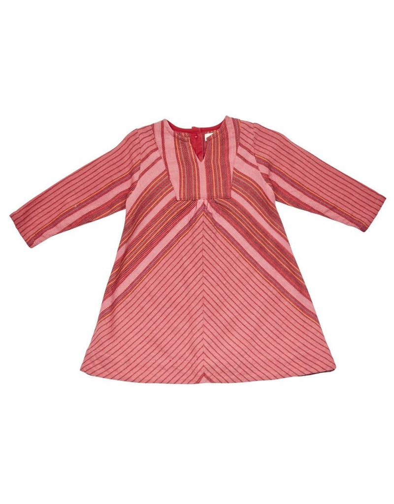 Pink Chicken Adele Baby Dress