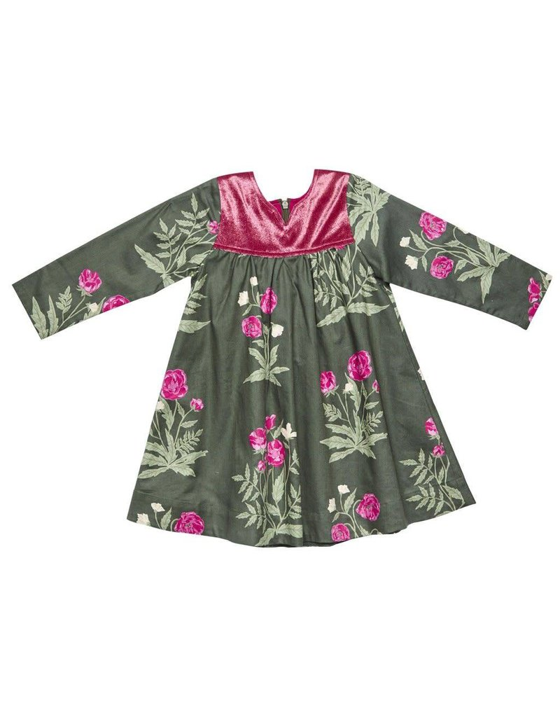 Pink Chicken Ivy Dress