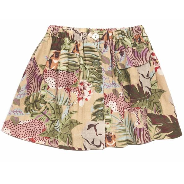 Pink Chicken Polly Skirt