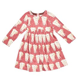 Pink Chicken Lousie Elephant Dress