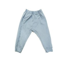 Go Gently Nation Track Baby Pant - Mineral Blue