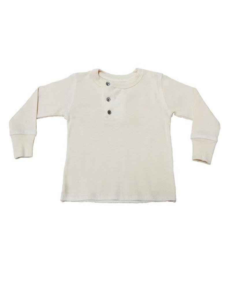 Go Gently Nation Wide Placket Henley