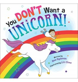 Hachette You Don't Want A Unicorn