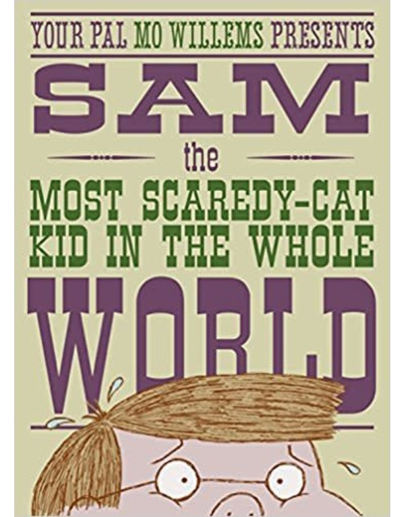 Hachette Sam, The Most Scaredy Cat