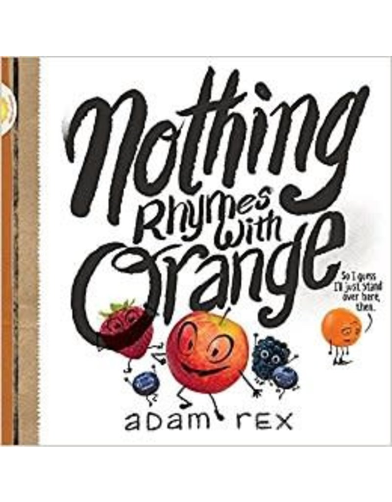 Hachette Nothing Rhymes With Orange