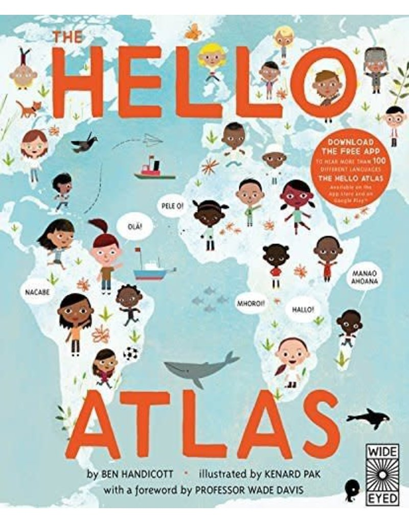 Hachette Hello Atlas