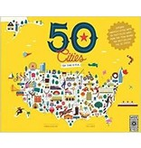 Hachette 50 Cities of The USA