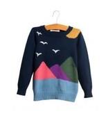 Siaomimi Landscape Sweater