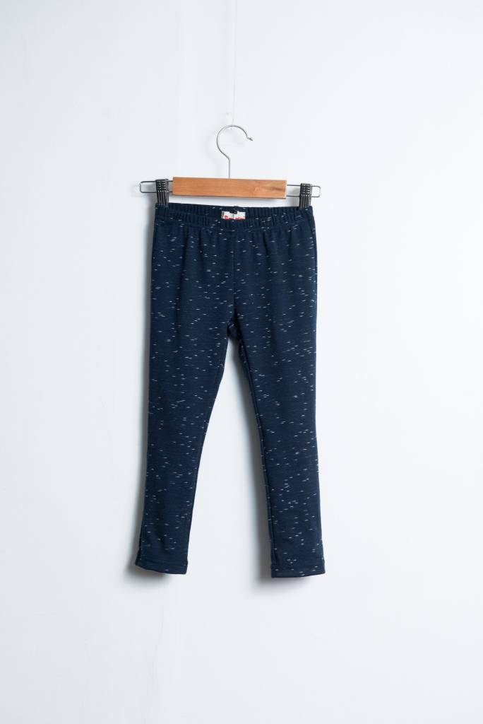 Siaomimi Navy Dot Leggings