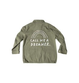 Rylee & Cru Dreamer Military Jacket