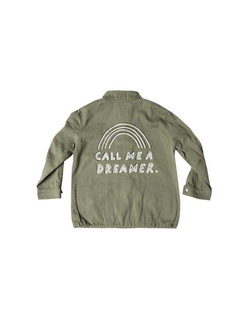Rylee & Cru Dreamer Military Jacket