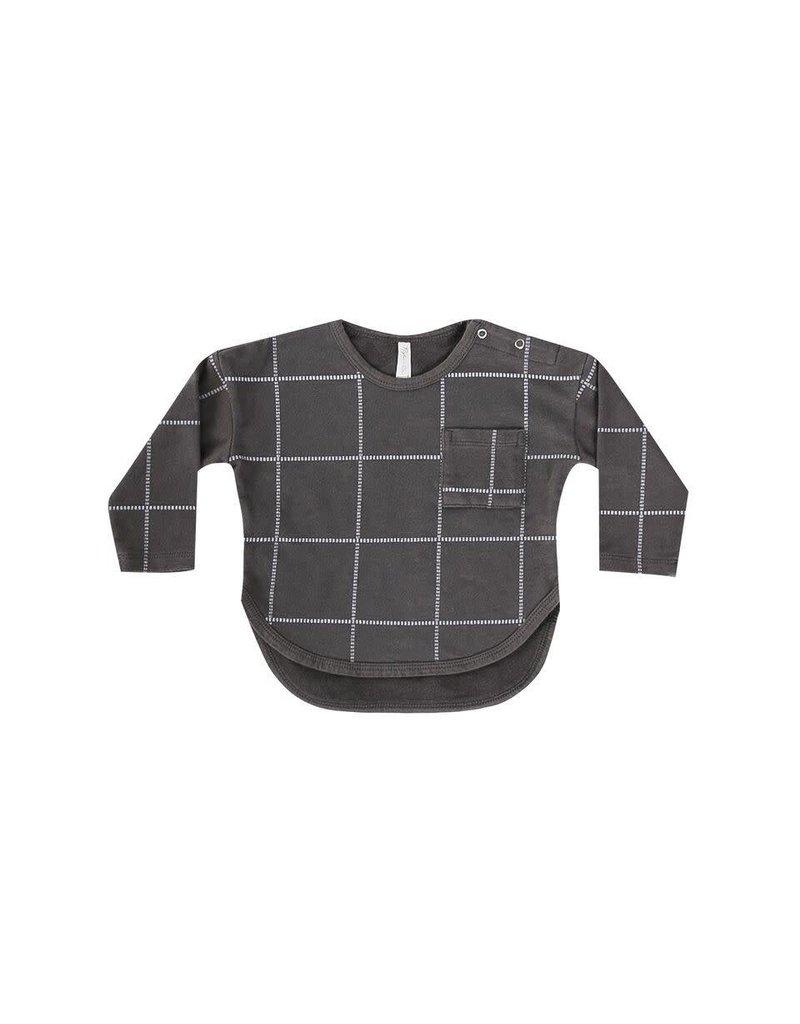 Rylee & Cru Grid L/S Shirt