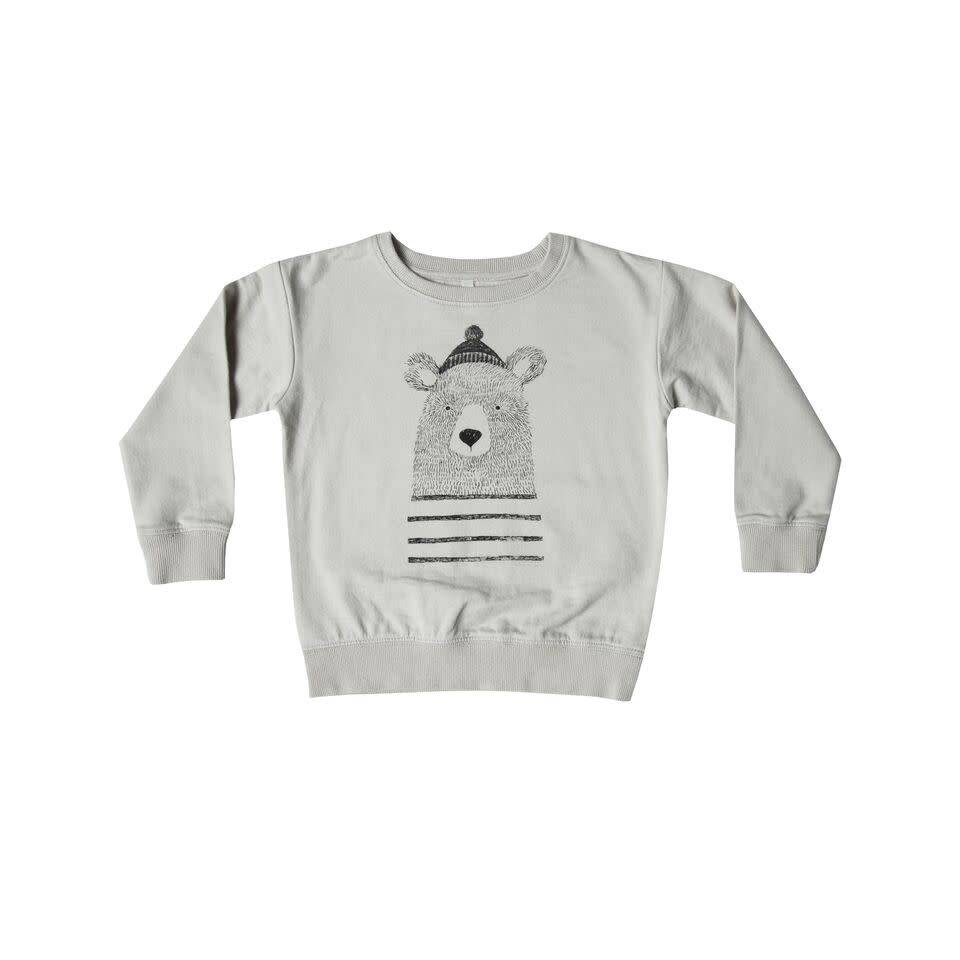 Rylee & Cru Mr Bear Sweatshirt