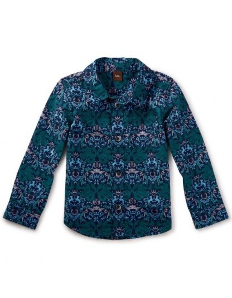 Tea Collection Linton Button-down Shirt
