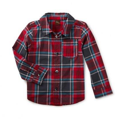 Tea Collection Duncan Button-down Shirt