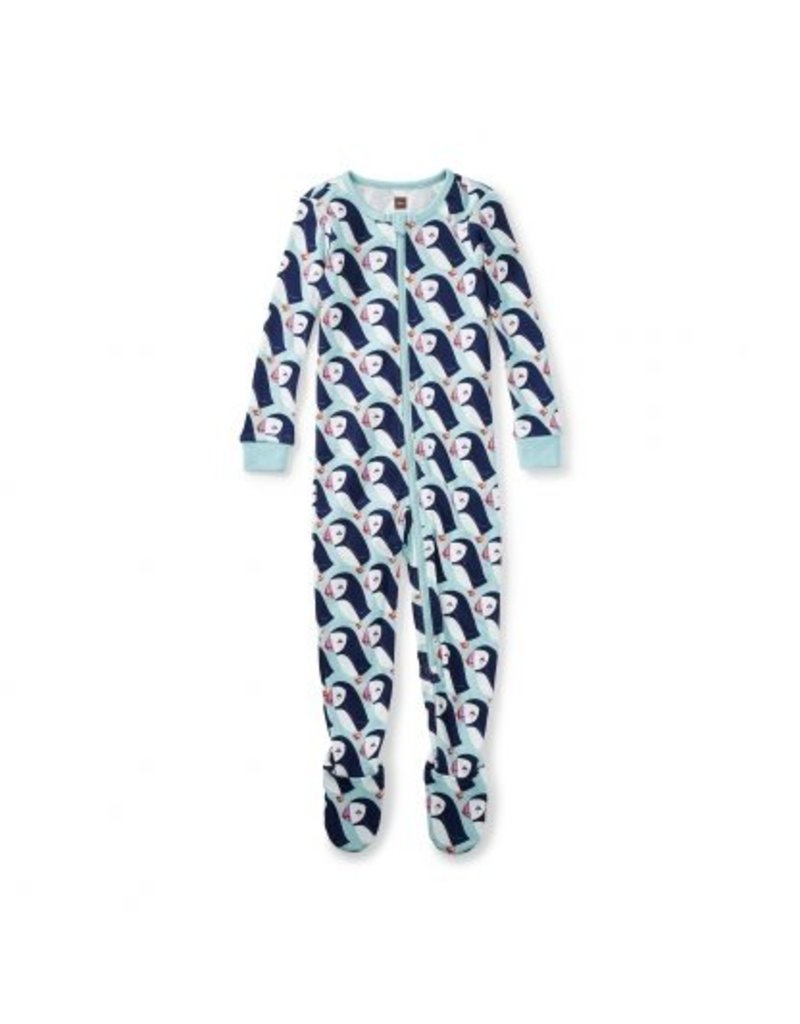 Tea Collection Puffin Baby Pajamas
