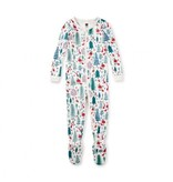 Tea Collection Maeve Baby Pajamas