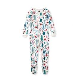 Tea Collection Maeve Baby Pajamas
