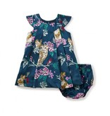 Tea Collection Caledonian Forest Baby Dress