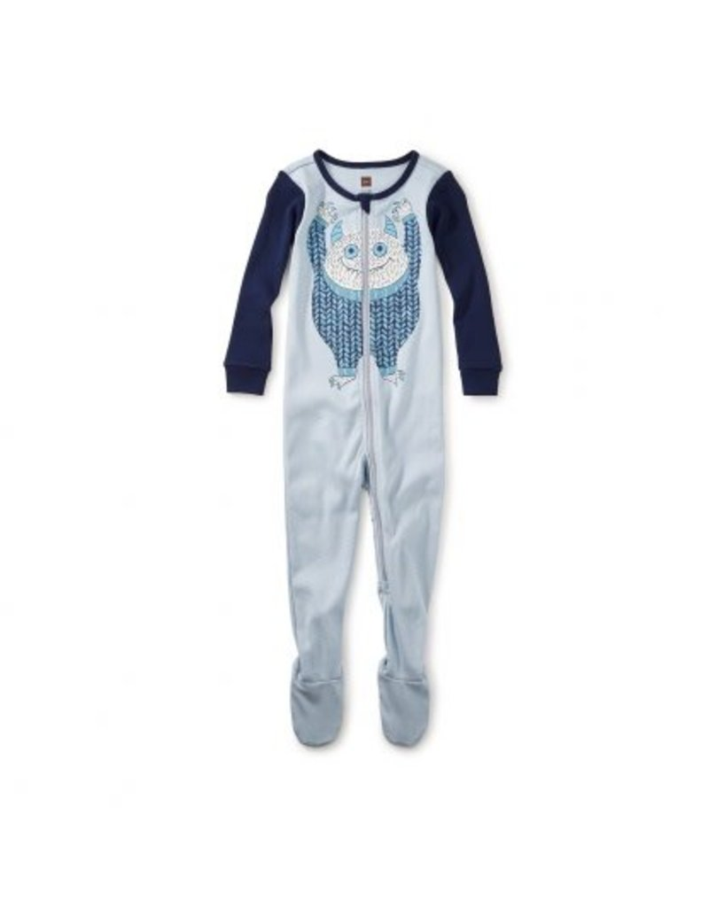 Tea Collection Uilebheist Baby Pajamas