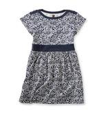 Tea Collection Daisy Field Cap Sleeve Dress