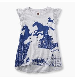 Tea Collection Wild Horses Twirl Top