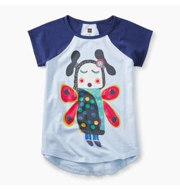 Tea Collection Lomayesva Butterfly Tee
