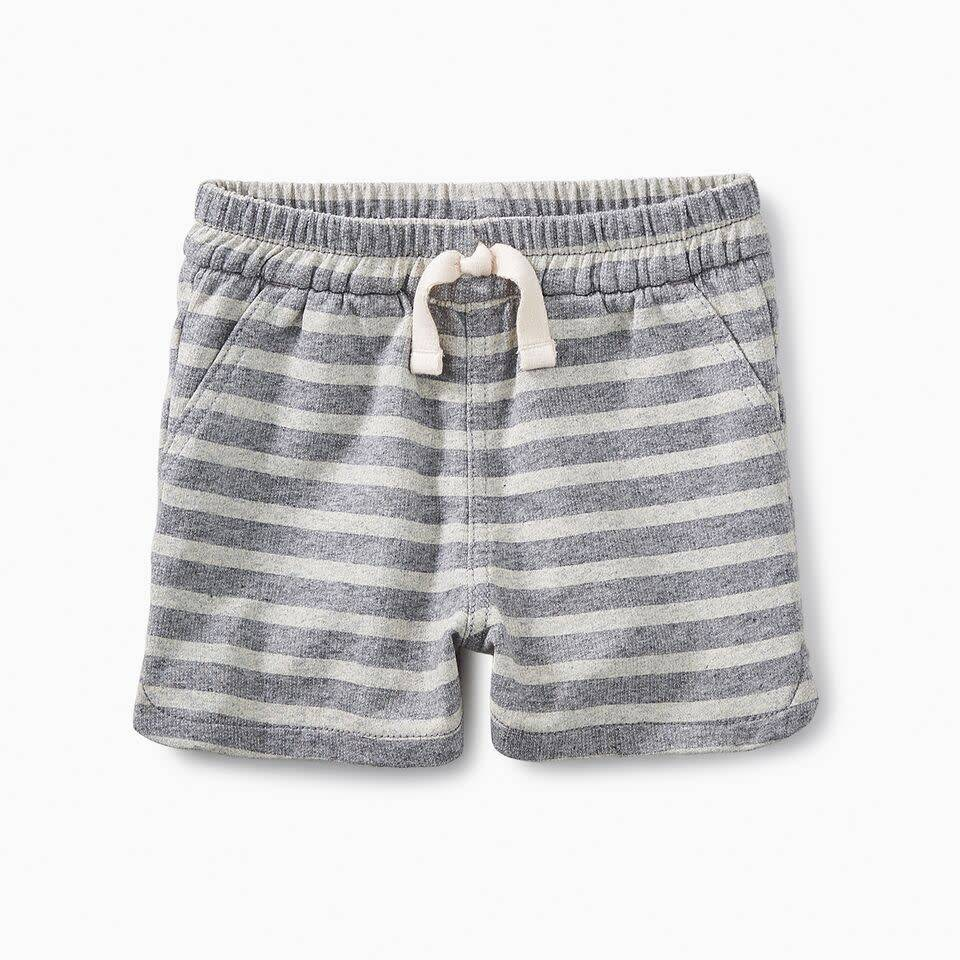 Tea Collection Striped Dolphin Short
