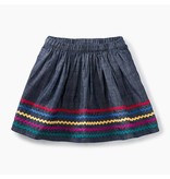 Tea Collection Ric Rac Twirl Skirt