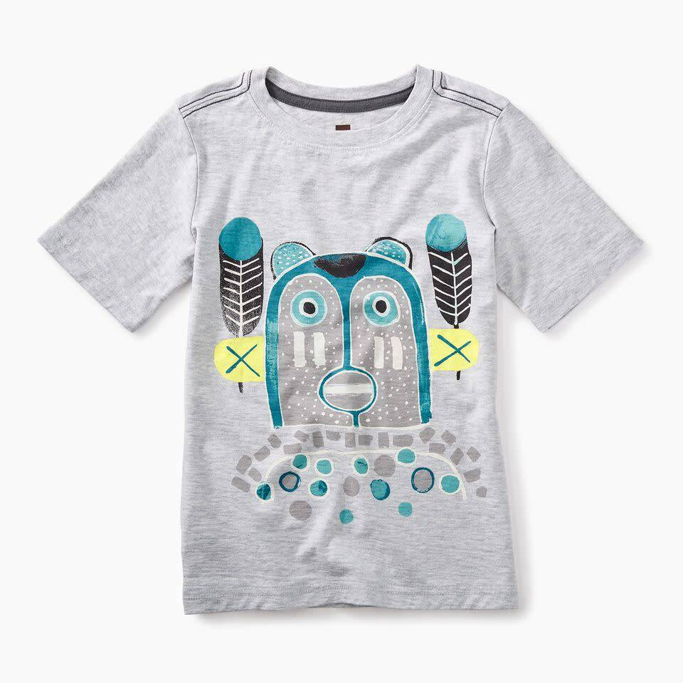 Tea Collection Hopi Bear Tee